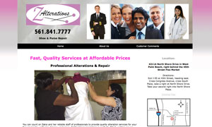 Z Alterations Website